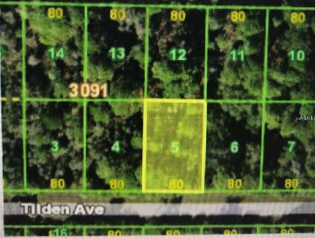 15508 Tilden Avenue, Port Charlotte, FL 33953 (MLS #C7410744) :: The Duncan Duo Team