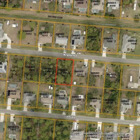Mulgrave Avenue, North Port, FL 34287 (MLS #C7410758) :: Lovitch Realty Group, LLC