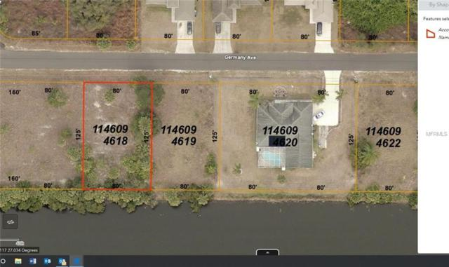 Germany Avenue, North Port, FL 34288 (MLS #C7410790) :: Medway Realty