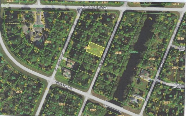 13536 Irwin Drive, Port Charlotte, FL 33953 (MLS #C7410859) :: Griffin Group