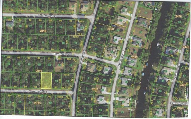 14360 Harcourt Avenue, Port Charlotte, FL 33953 (MLS #C7410890) :: RE/MAX Realtec Group