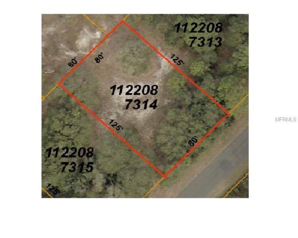 Webster Street, North Port, FL 34288 (MLS #C7410939) :: Griffin Group