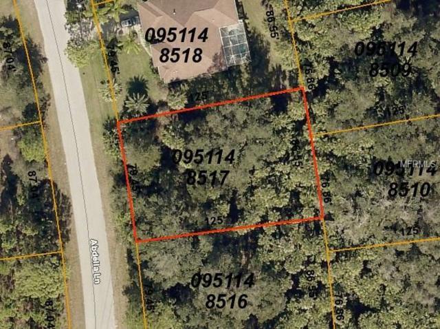 Abdella Lane, North Port, FL 34291 (MLS #C7410942) :: Griffin Group