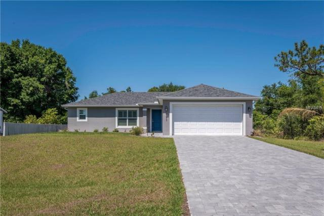 Lot 5 Zodiac Street, North Port, FL 34288 (MLS #C7410997) :: Key Classic Realty