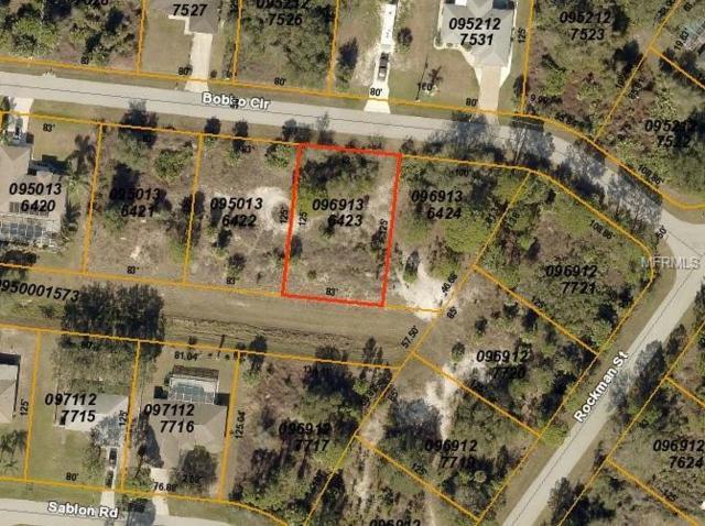 Bobko Circle, North Port, FL 34291 (MLS #C7411014) :: Zarghami Group