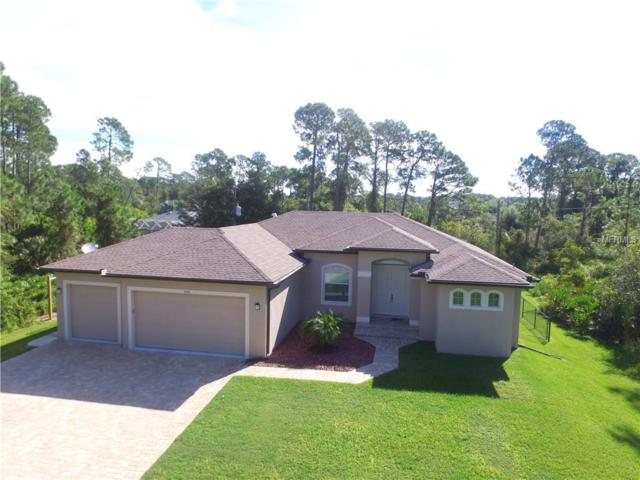 Lot 11 Chamrade Road, North Port, FL 34288 (MLS #C7411015) :: Griffin Group
