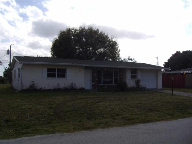 153 Barre Drive NW, Port Charlotte, FL 33952 (MLS #C7411016) :: Zarghami Group