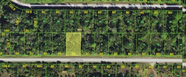 14316 Sackheim Avenue, Port Charlotte, FL 33953 (MLS #C7411075) :: Zarghami Group