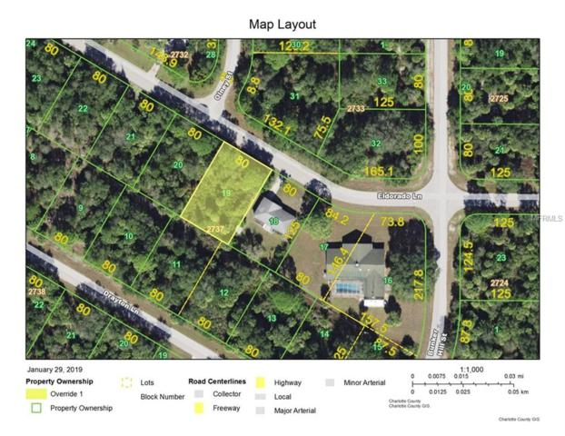 3263 Eldorado Lane, Port Charlotte, FL 33948 (MLS #C7411120) :: Griffin Group