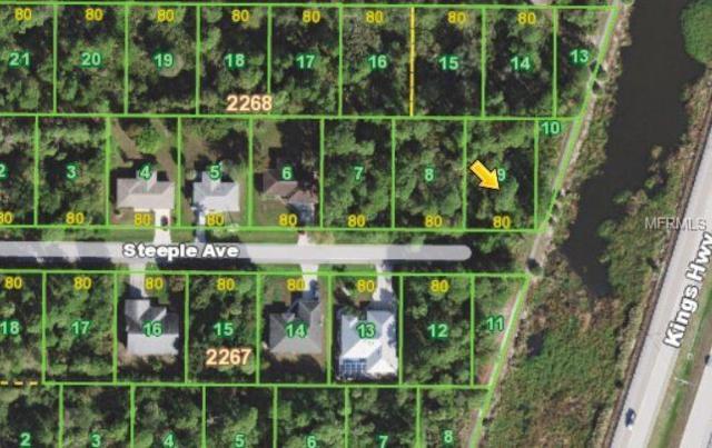 23444 Steeple Avenue, Port Charlotte, FL 33980 (MLS #C7411147) :: Medway Realty