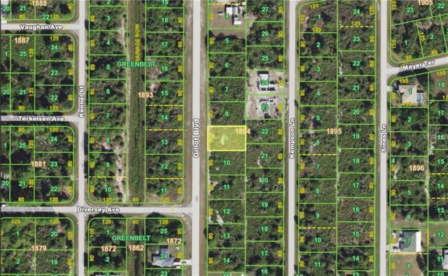 4394 Gillot Boulevard, Port Charlotte, FL 33981 (MLS #C7411205) :: Zarghami Group