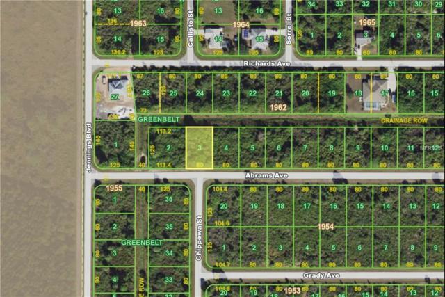 12036 Abrams Avenue, Port Charlotte, FL 33981 (MLS #C7411208) :: Zarghami Group