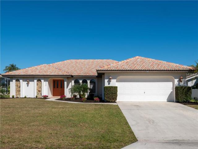 832 Via Formia, Punta Gorda, FL 33950 (MLS #C7411210) :: The Duncan Duo Team