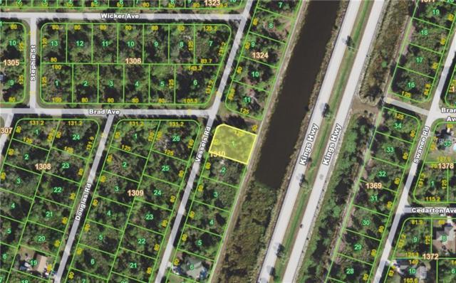 3268 Vessels Road, Port Charlotte, FL 33980 (MLS #C7411246) :: KELLER WILLIAMS CLASSIC VI