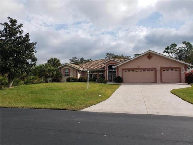 1200 Peppertree Lane, Port Charlotte, FL 33952 (MLS #C7411272) :: Griffin Group