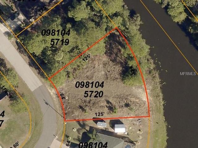 Vendome Terrace, North Port, FL 34286 (MLS #C7411273) :: Griffin Group