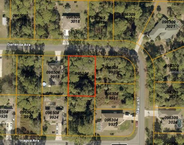 Garlenda Avenue, North Port, FL 34286 (MLS #C7411286) :: Griffin Group