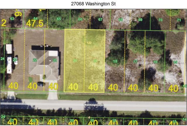 27068 Washington Street, Punta Gorda, FL 33983 (MLS #C7411382) :: Griffin Group