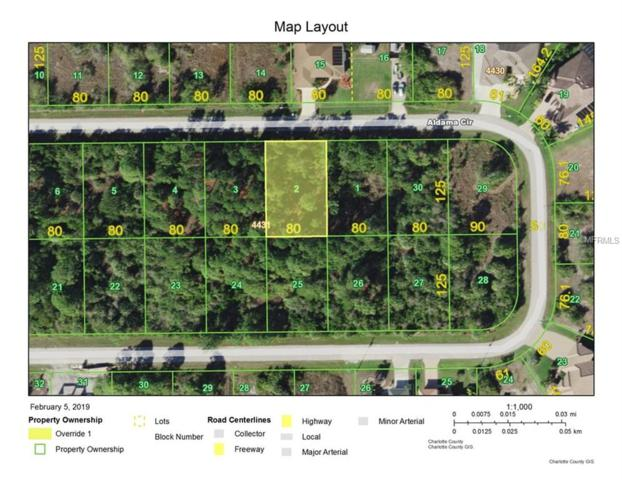 15761 Aldama Circle, Port Charlotte, FL 33981 (MLS #C7411410) :: Griffin Group