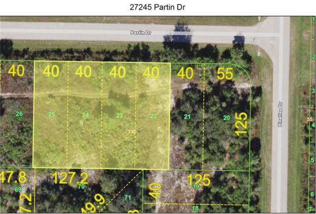 27245 Partin Drive, Punta Gorda, FL 33983 (MLS #C7411466) :: Griffin Group