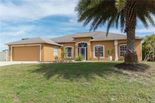 1258 Natrona Drive, North Port, FL 34286 (MLS #C7411505) :: RE/MAX Realtec Group