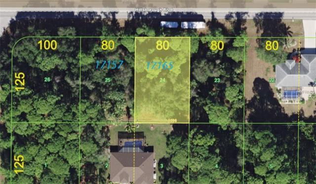 17165 Hillsborough Boulevard, Port Charlotte, FL 33954 (MLS #C7411524) :: Griffin Group