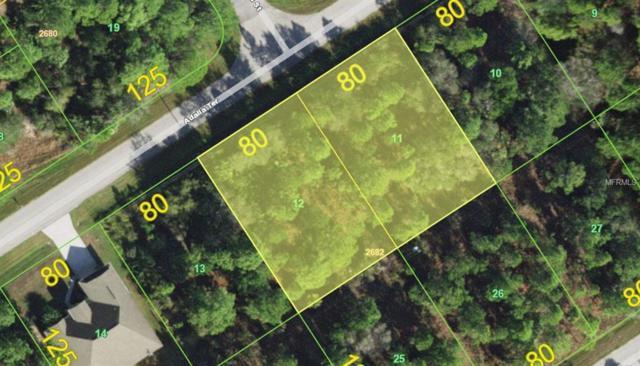 1284 Adalia Terrace, Port Charlotte, FL 33953 (MLS #C7411530) :: RE/MAX Realtec Group