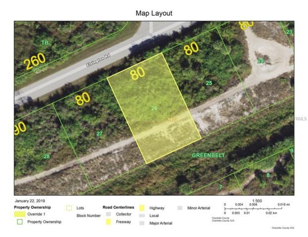 4330 Elvington Rd, Port Charlotte, FL 33981 (MLS #C7411552) :: Griffin Group