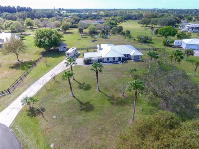 3249 Scenic View Drive, Punta Gorda, FL 33950 (MLS #C7411557) :: The Duncan Duo Team