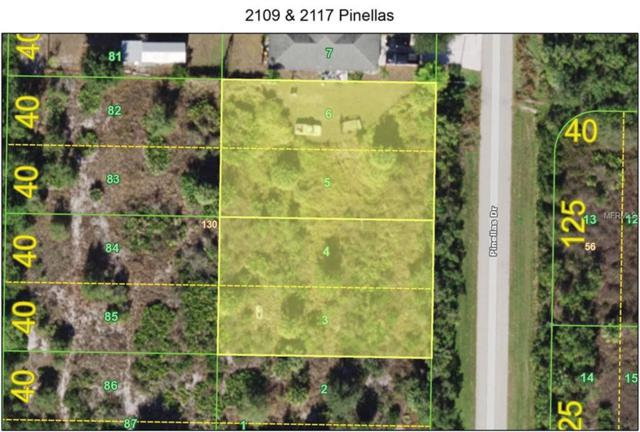 2109 & 2117 Pinellas Drive, Punta Gorda, FL 33983 (MLS #C7411572) :: Griffin Group