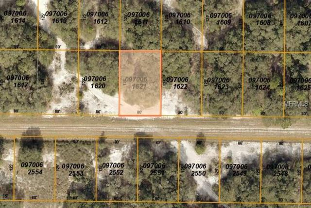 Ames Avenue, North Port, FL 34291 (MLS #C7411661) :: Burwell Real Estate