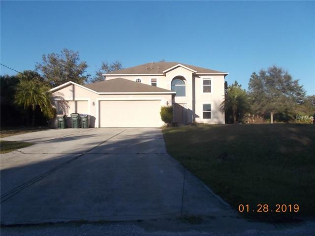 1676 Oakland Road, North Port, FL 34286 (MLS #C7411678) :: RE/MAX Realtec Group