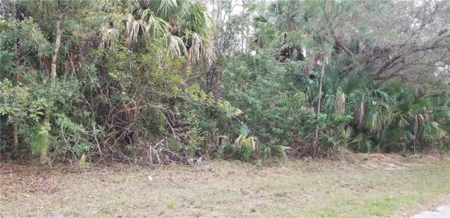 3496 Felix Street, Port Charlotte, FL 33948 (MLS #C7411786) :: Griffin Group