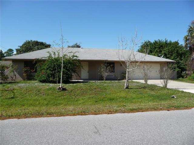 3133 Crowder Street, Port Charlotte, FL 33980 (MLS #C7411825) :: KELLER WILLIAMS CLASSIC VI