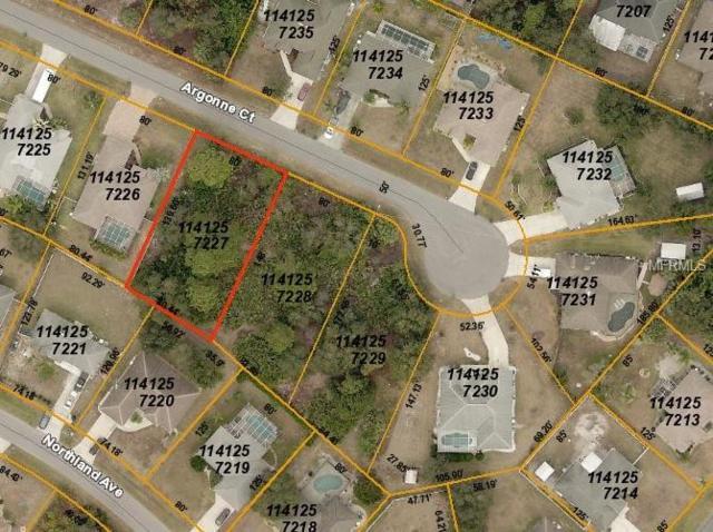 Argonne Court, North Port, FL 34288 (MLS #C7411831) :: Zarghami Group