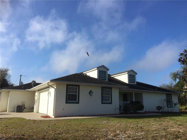 22523 Fortune Avenue, Port Charlotte, FL 33954 (MLS #C7411846) :: Griffin Group