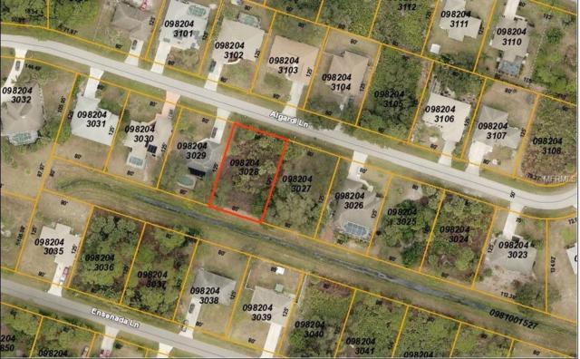 Algardi Lane, North Port, FL 34286 (MLS #C7411878) :: Griffin Group