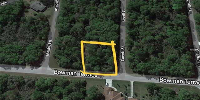 1216 Bowman Terrace, Port Charlotte, FL 33953 (MLS #C7411909) :: RE/MAX Realtec Group