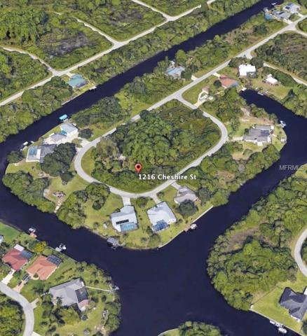 1216 Cheshire Street, Port Charlotte, FL 33953 (MLS #C7411931) :: Medway Realty