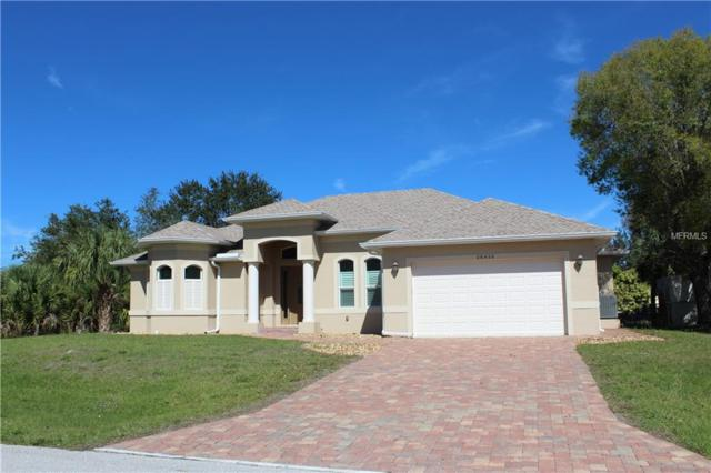 28426 Sabal Palm Drive, Punta Gorda, FL 33982 (MLS #C7411968) :: Griffin Group