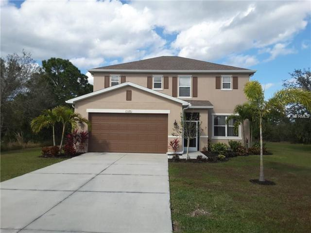 25088 Palisade Road, Punta Gorda, FL 33983 (MLS #C7411977) :: The Duncan Duo Team