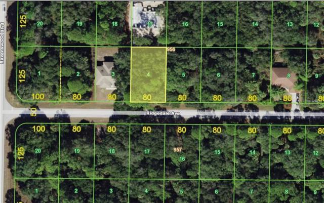 19060 Ridgedale Avenue, Port Charlotte, FL 33954 (MLS #C7411989) :: The Duncan Duo Team