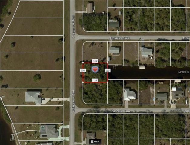 5084 Collingswood Boulevard, Port Charlotte, FL 33948 (MLS #C7412006) :: Delgado Home Team at Keller Williams