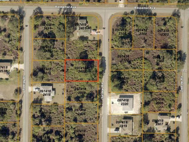 Selover Road, North Port, FL 34287 (MLS #C7412027) :: Griffin Group