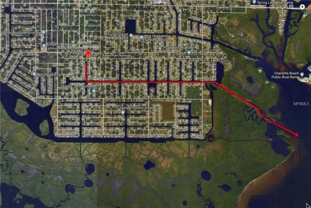 18173 Ackerman Avenue, Port Charlotte, FL 33948 (MLS #C7412076) :: The Duncan Duo Team