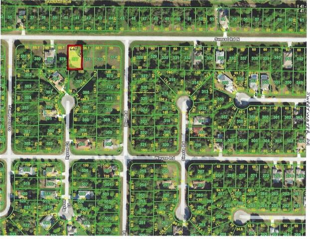 455 Sunset Road N, Rotonda West, FL 33947 (MLS #C7412109) :: Griffin Group
