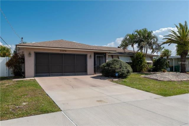 21078 Edgewater Drive, Port Charlotte, FL 33952 (MLS #C7412127) :: Griffin Group
