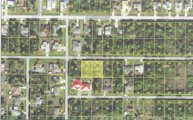 22395 Bradford Avenue, Port Charlotte, FL 33952 (MLS #C7412135) :: Griffin Group
