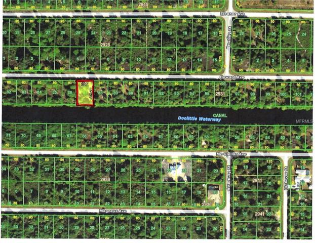 14191 Howard Avenue, Port Charlotte, FL 33953 (MLS #C7412147) :: Andrew Cherry & Company
