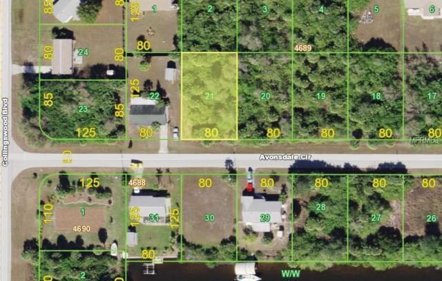 18227 Avonsdale Circle, Port Charlotte, FL 33948 (MLS #C7412155) :: Delgado Home Team at Keller Williams
